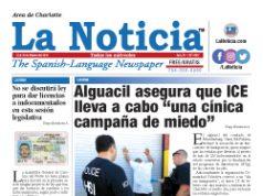 La Noticia Charlotte Edición 1087