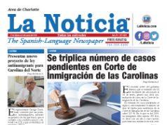 La Noticia Charlotte Edición 1089