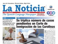 La Noticia Greensboro Edición 319
