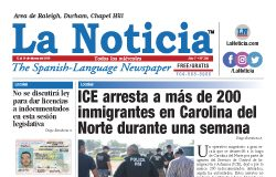 La Noticia Raleigh Edición 356