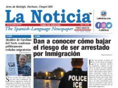 La Noticia Raleigh Edición 357