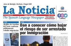La Noticia Raleigh Edición 357