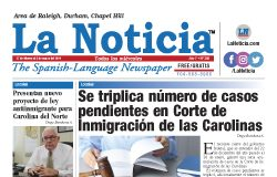 La Noticia Raleigh Edición 358