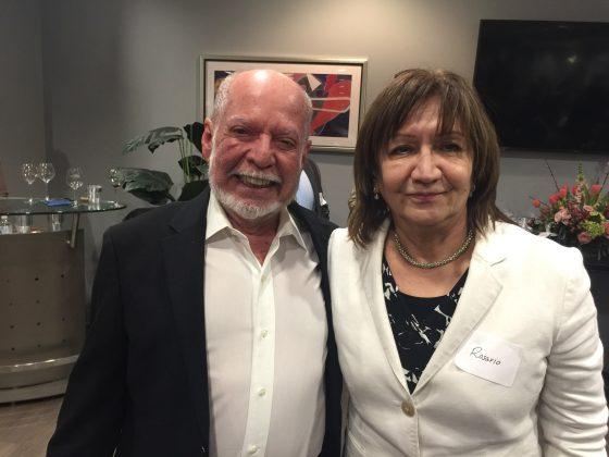 Ventura Latorre y Rosario Herrera