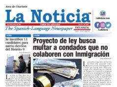 La Noticia Charlotte Edición 1092