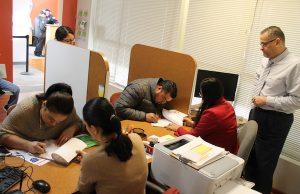 Consulado sobre ruedas de México llega a Greensboro