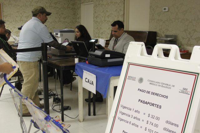 Consulado Móvil de México visitará Winston-Salem