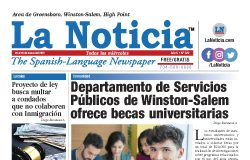 La Noticia Greensboro Edición 322