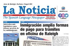 La Noticia Raleigh Edición 359