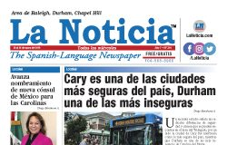 La Noticia Raleigh Edición 361