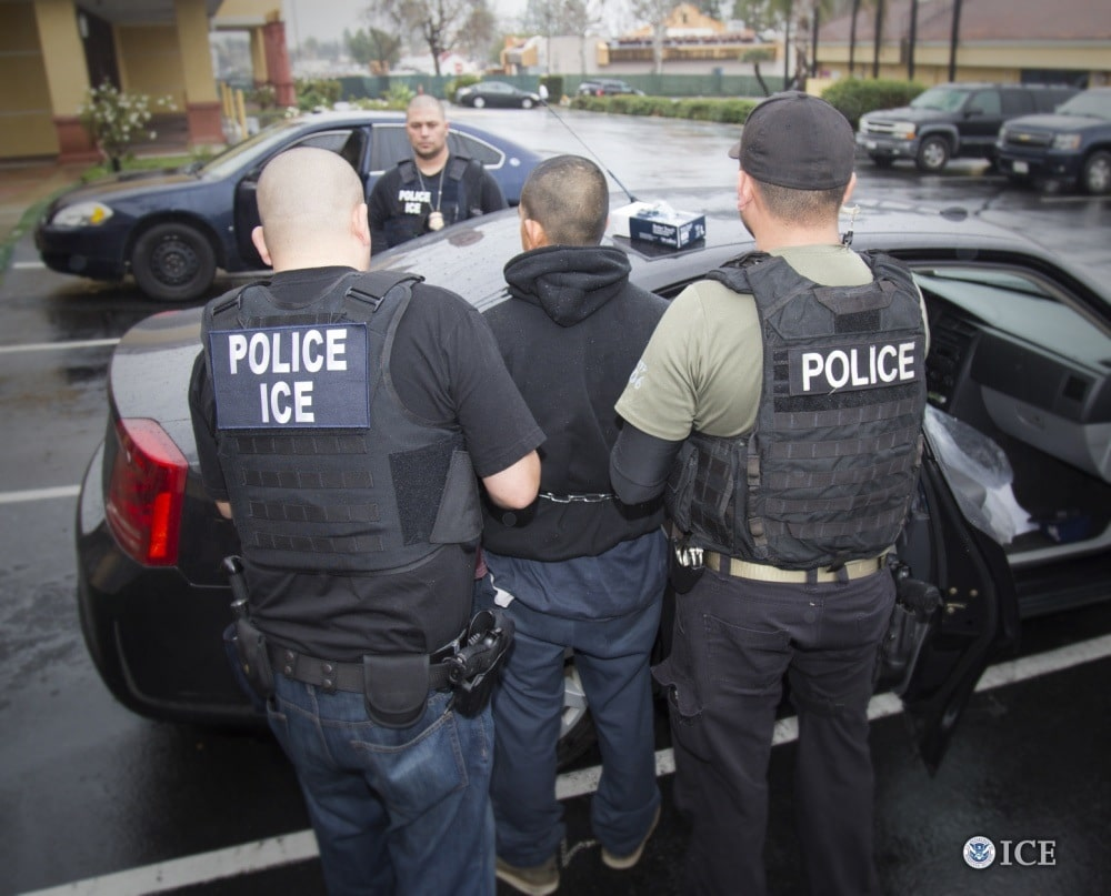 Sistema de localización de detenidos de inmigrantes en línea
