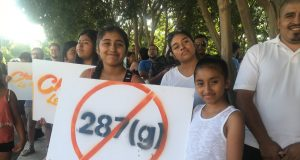 Alguacil de Henderson renueva polémico programa de deportaciones 287(g)