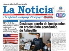La Noticia Asheville Edición 495