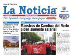 La Noticia Charlotte Edición 1098