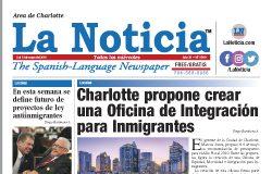 La Noticia Charlotte Edición 1099