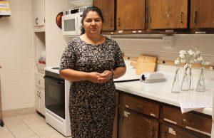 Juana Tobar está por cumplir dos años refugiada en santuario