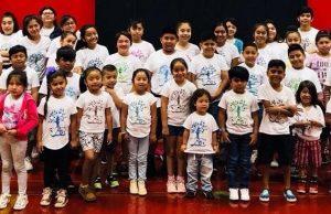 Piden ayuda para financiar campamento de verano latino