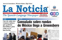 La Noticia Greensboro Edición 323