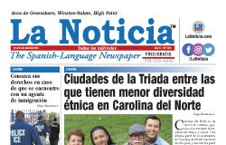 La Noticia Greensboro Edición 325