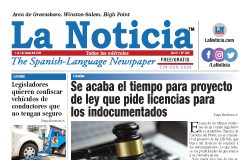 La Noticia Greensboro Edición 327