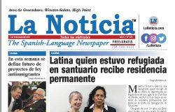 La Noticia Greensboro Edición 329