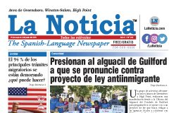 La Noticia Greensboro Edición 332