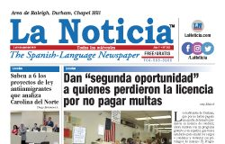 La Noticia Raleigh Edición 363