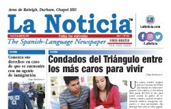 La Noticia Raleigh Edición 364