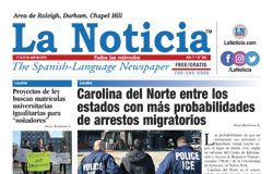 La Noticia Raleigh Edición 365