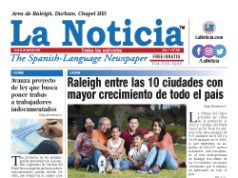La Noticia Raleigh Edición 366