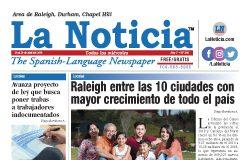 La Noticia Raleigh Edición 366