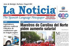 La Noticia Raleigh Edición 367