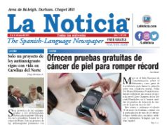 La Noticia Raleigh Edición 369