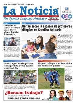La Noticia Raleigh Edición 370