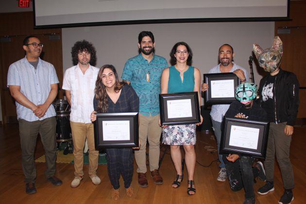 Con A de Arte reconoce labor y trayectoria de artistas locales