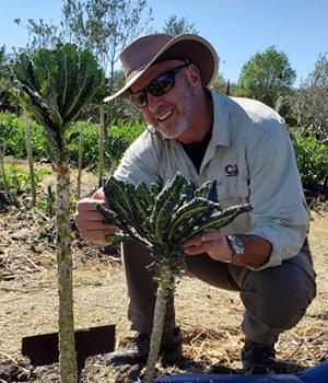 Experto presenta programa de educación agrícola de vanguardia en México