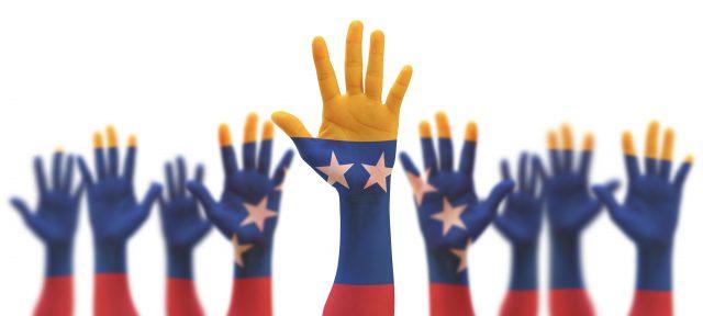 Piden ayuda para niños con desnutrición en Venezuela