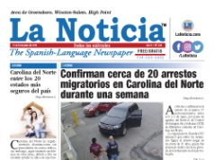La Noticia Greensboro Edición 334