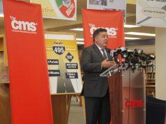 Junta Escolar suspende al superintendente de CMS