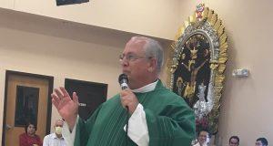 Conozca al Padre Gregorio: El nuevo párroco de la iglesia Nuestra Señora de Guadalupe