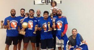 La Liga CIBA tiene nuevos campeones
