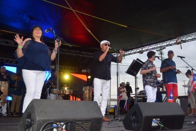 La comunidad puertorriqueña muestra su orgullo con un alegre festival boricua