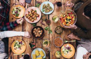 ¿Cuál es la porción correcta que debo consumir en cada comida?