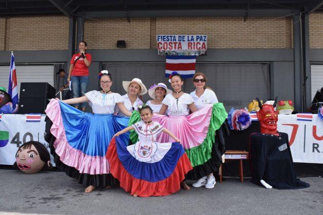 Celebran con mucha alegría la Fiesta de La Paz