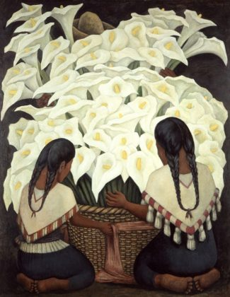 Frida Kahlo y Diego Rivera vistan Carolina del Norte
