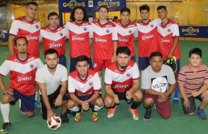 Se jugó la cuarta jornada de la Copa Económica de Otoño