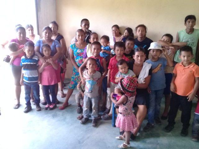 Organización de Carolina del Norte ayuda a niños de Guatemala