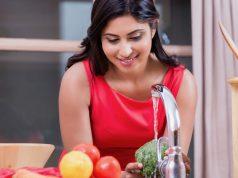 Recuerdan siempre lavar frutas y verduras para evitar enfermedades