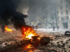 Latin American governments yield to violence