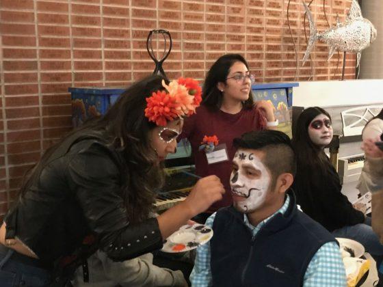 Casa Azul celebra un emotivo y colorido Día de Muertos